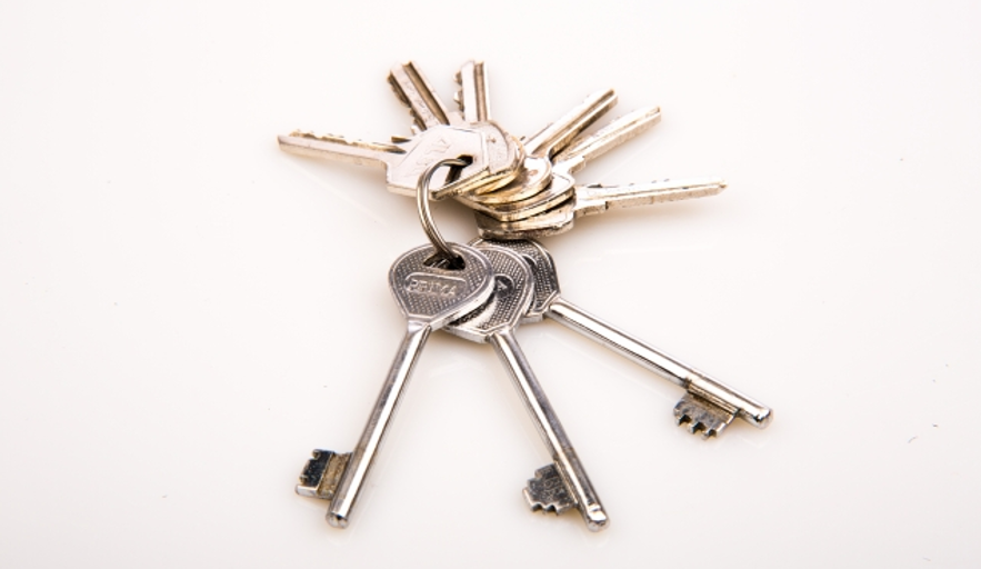 鍵の管理をシステム化して管理工数削減&セキュリティレベルUP