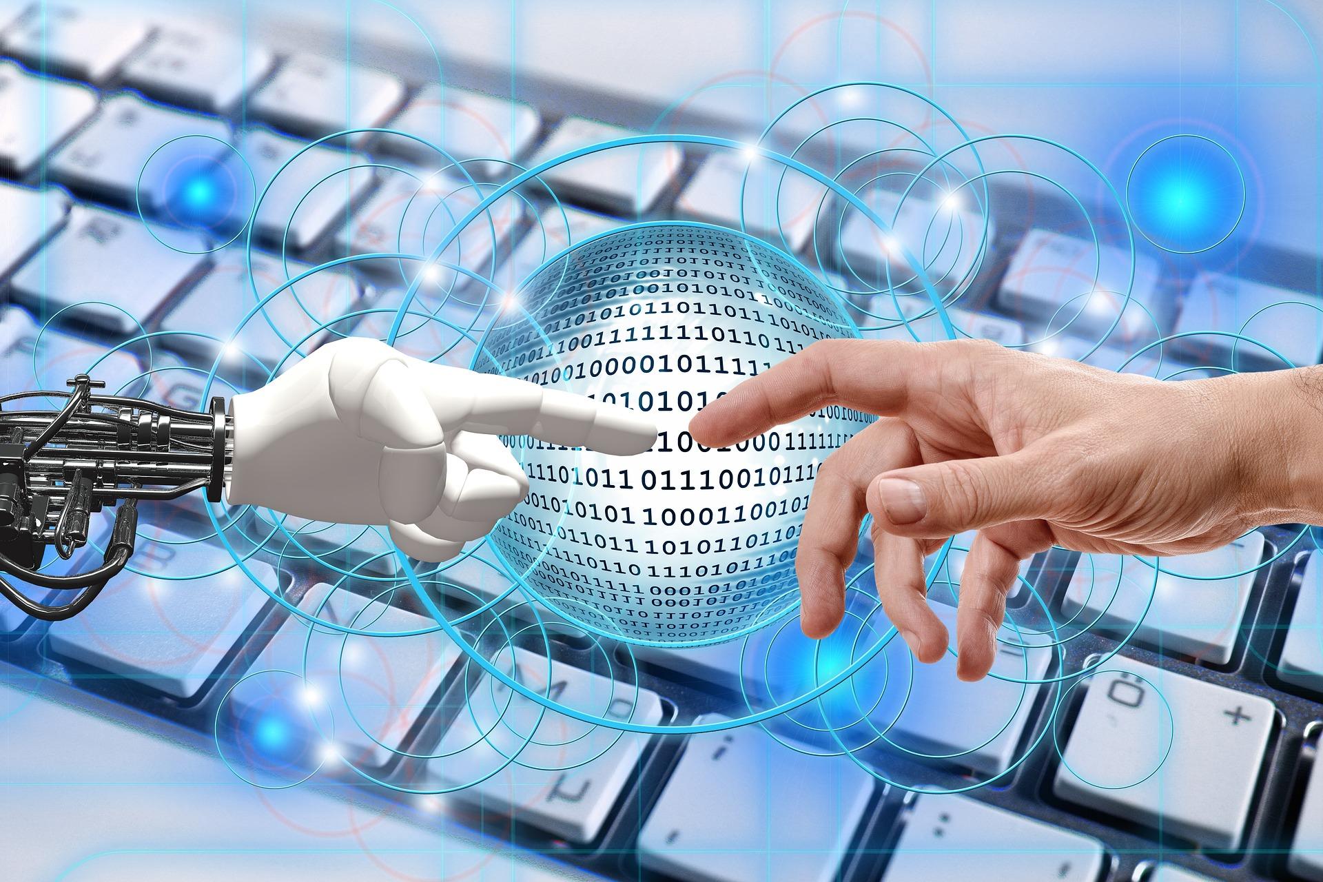 データ連携を自動化!いま注目のRPAを物品管理業務に活かした事例とは?